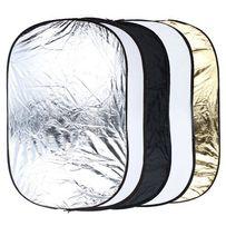 Отражатель света (рефлектор) 5 в 1 (90 х 120 см)