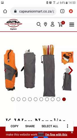 tent hiking tent