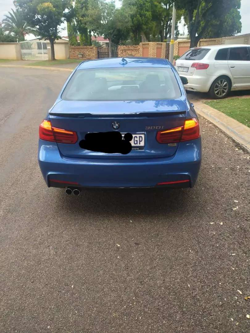 2016 BMW f30 available for sale now in perfect condition