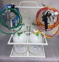 EASY CHROME SPRAYER II Maszyna Chromowanie natryskowe Gratis PRODUCENT