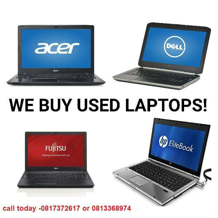We Buy Used Computer Equipment | Buyers of Used Laptops-Cellphones 0