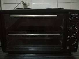 2 plate and oven Essentials for sale