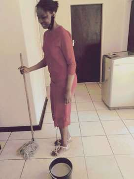 ZIMBABWEAN DOMESTIC WORKER
