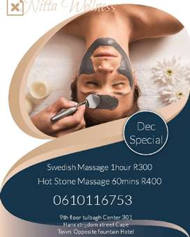 Massage treatment On Special