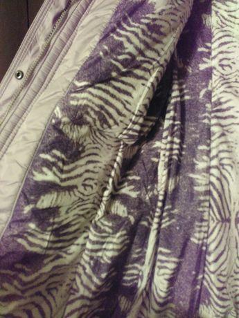 Зимняя курточка пальто 50 размер новая серая Конотоп - изображение 3