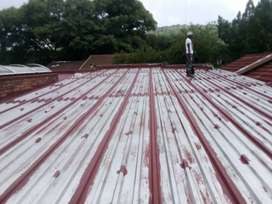 Waterproofing and roofs painting