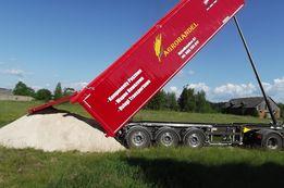 Wapno nawozowe węglanowe - 25 ton z dowozem