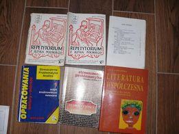 literatura współczesna dla szkól średnic opracowana lektur
