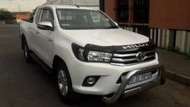 2017 Toyota hillux bakkie on sale