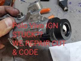 Vw POLO ignition Repair