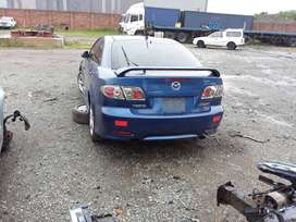 2003 Mazda 6 stripping for spares
