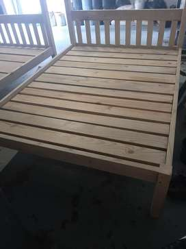 2x double beds for sale