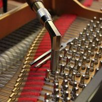 настройка фортепиано