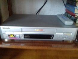 Видеомагнитофон Panasonic nv-sj422