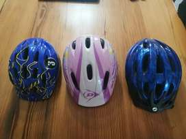 Kids bicycle helmets