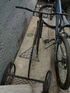 2nd hand bicycle