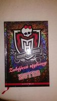 Notes Monster High