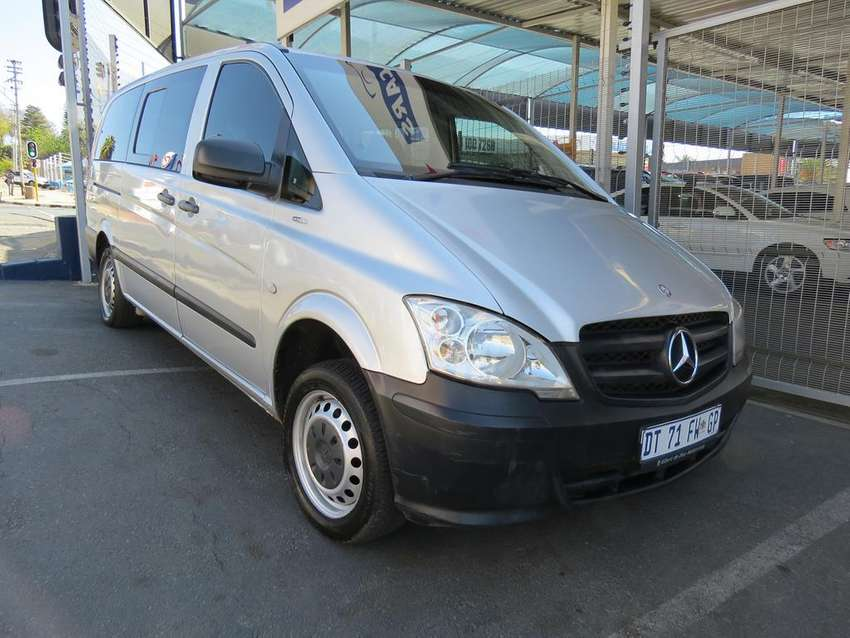 MERCEDES-BENZ VITO 116 CDi SHUTTLE 0