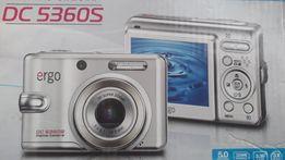 Фотоаппарат ergo DC5360S
