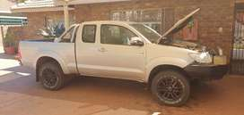 Toyota Hilux 3.0 D4D 4X4 manual Extra cab