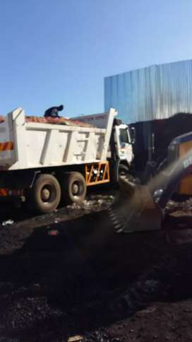 RUBBLE REMOVAL / TLB HIRE
