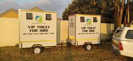 VIP TOILETS FOR HIRE  R1600!!