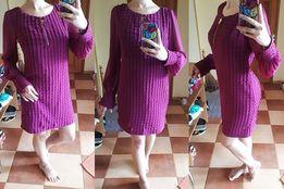 Платье Modalita бордовое нарядное женская одежда