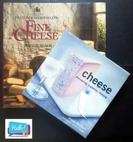 Two Books for Adventurous Cheese Connoisseur