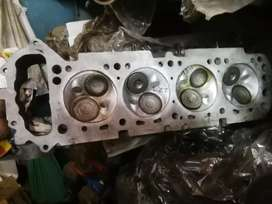 Nissan 1 tonner Z24 reconditioned 8v cylinder head