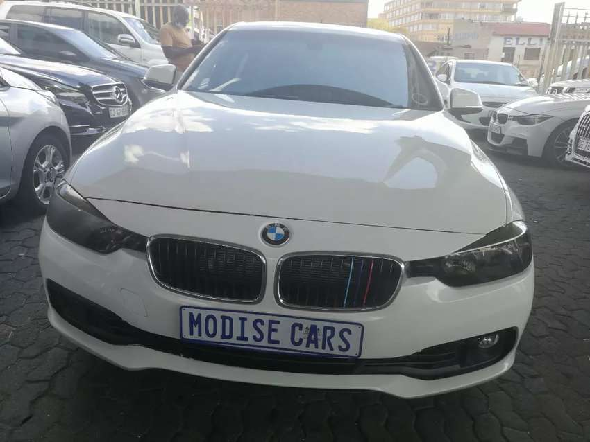 Automatic BMW 3series 320D F30