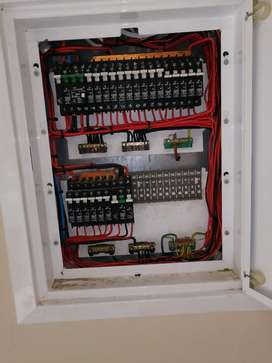 We do Electrical work and inspection for COCs