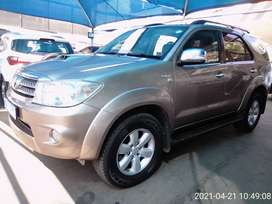 Toyota Fortuner 3.0, D4D, 4X4, 2009
