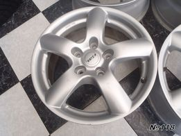 Диски Audi Q7 R17 5x130 7,5Jx17H2 ET53 DIA 71,6 Rial (Made in Germany)