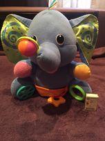 Развивающая мягкая игрушка Слон