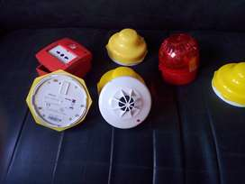 Brand new fire detectors and interface