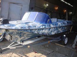 Тюнинг лодок, Ремонт и переоборудование!!!
