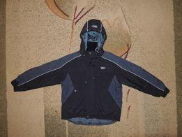 Стильная теплая зимняя лыжная куртка North Bend р.146-152