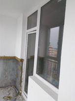 м/п окно и балконная дверь