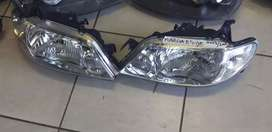 MAZDA ETUDE NORMAL HEADLIGHTS FOR SELL AUTO SPARE PARTS