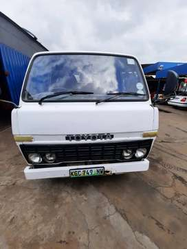 TOYOTA DYNA 3.0D 3.5TON 1982 MODEL, DRIVING PERFECTLY,. CLEAN INTERIOR