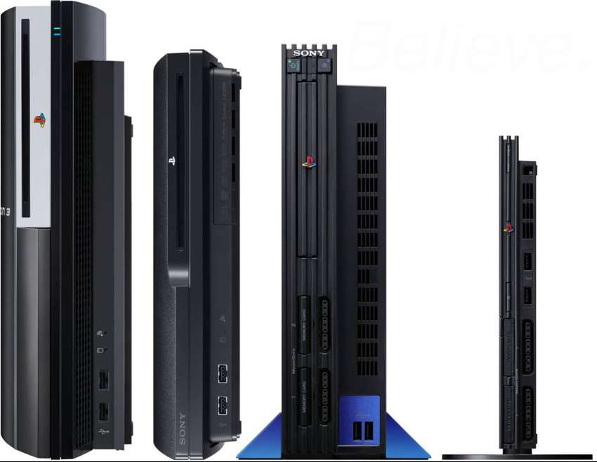 playstation 3 and playstation 2 and handhelds diskless repairs