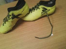 Size 3 adidas soccer boots