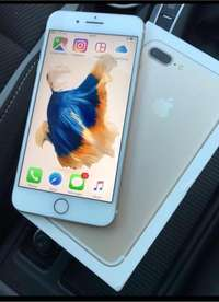 Image of 128GB Apple iPhone 7 plus for sale or swap
