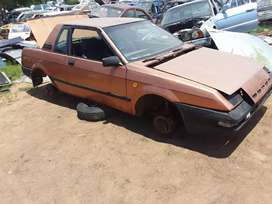 Nissan langley exa stripping for spares