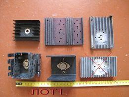 Радиаторы для охлаждения радиодеталей
