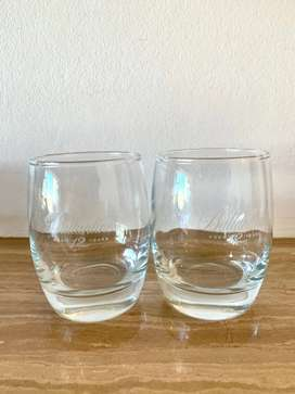Ballentine's Aged 12 Years Whiskey Glasses