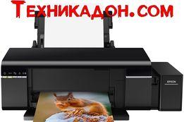 Принтер Epson L805. Оригинальное СНПЧ. Чернила. Наличие. Гарантия 12 м