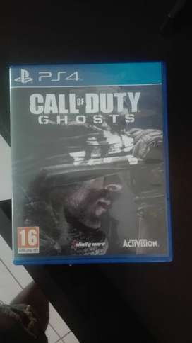 Call of Duty: Ghosts-Ps4