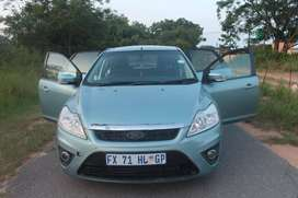 2010 Ford focus 1.6 manual for sale