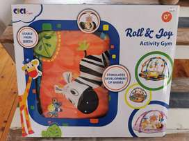 Baby Gym Activity Play Mat